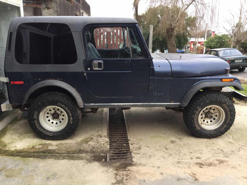 jeep cj7 mwm
