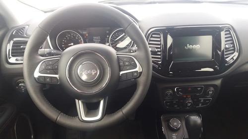 jeep compass 2.4 limited 4x4 at ( disp. todas las versiones)