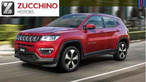 jeep compass 2.4 longitude at 4x2 + seguro por 1 año gratis