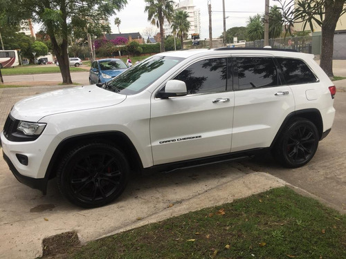 jeep grand cherokee 3.6 limited pack srt ficha oficial