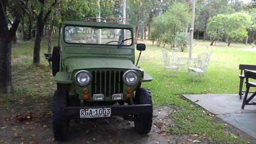 jeep modelo willys 1949 1949