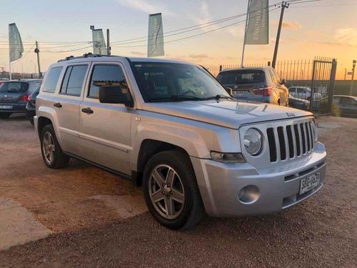 jeep patriot limited 4x4 2008