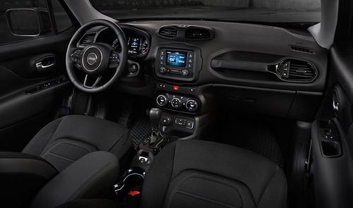 jeep renegade 1.8 longitude 4x2 at+1 año de seguro de regalo