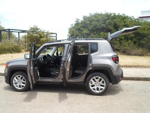 jeep renegade 1.8 sport flex 5p todas las versiones m/t  a/t