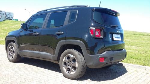 jeep renegade 1.8 sport  oferta solo contado