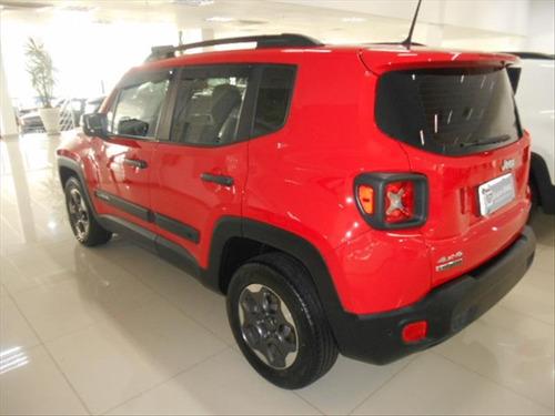 jeep renegade 2.0 16v turbo sport 4x4