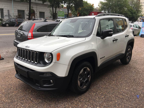 jeep renegade 2017 0km linea completa con entrega inmediata