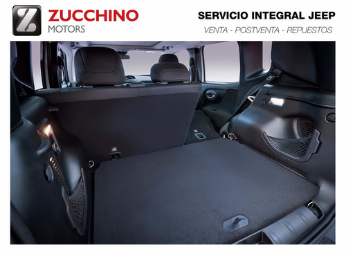 jeep renegade automático + 1 año de seguro gratis | zucchino