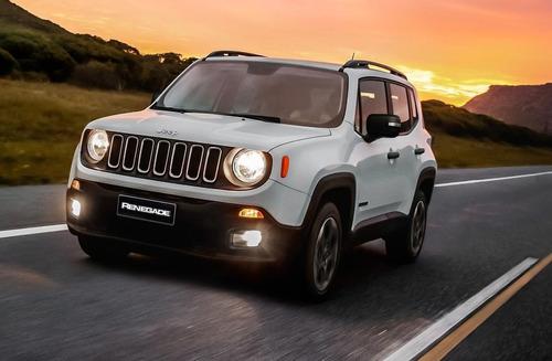 jeep renegade sport automática