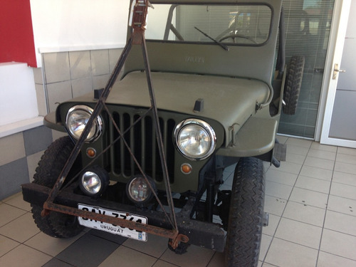 jeep willys 1948