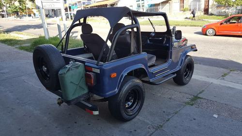 jeep willys 4x4 alta y baja nafta 1958 ((mar motors))