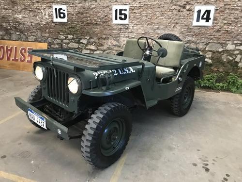 jeep willys cj3a