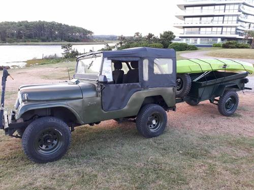 jeep willys cj5 1963