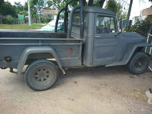 jeep willys pick up pick up 4x4