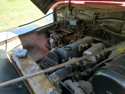 jeep willys rural diesel  rural
