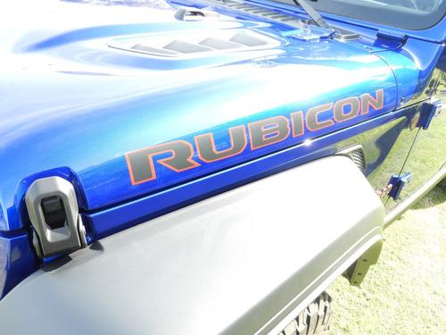 jeep wrangler jl unlimited rubicon 3.6 aut. 4x4 0km