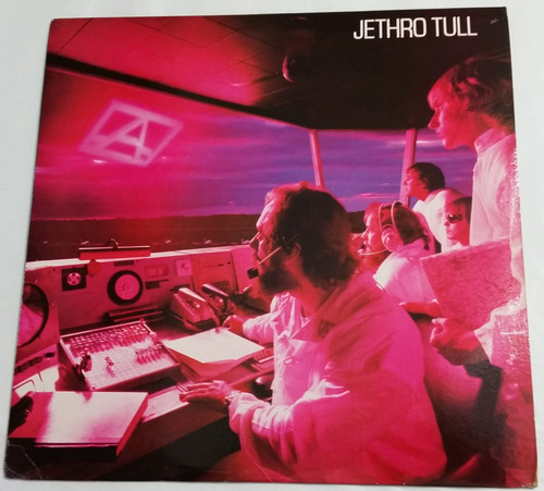 jethro tull - a lp 1ra edicion usa impecable yes genesis