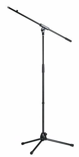 jirafa microfono k&m hecho en alemania