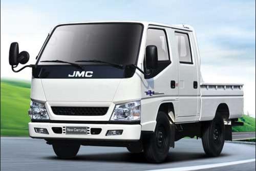 jmc 0km todos los modelos. con caja desde u$s 17.068 iva inc