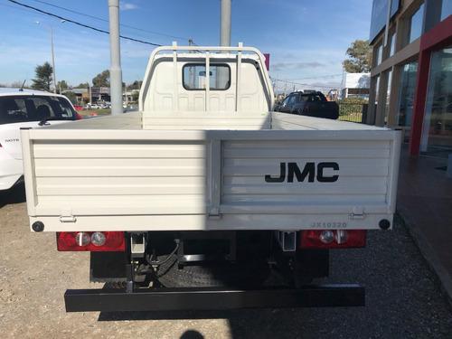 jmc cabina sim. c/caja std desde u$s 14.990 + iva!! solycar