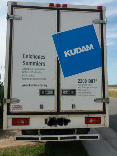 jmc camión furgon