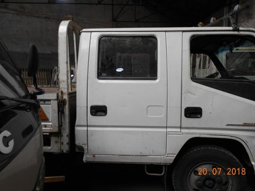 jmc doble cabina nkr camion