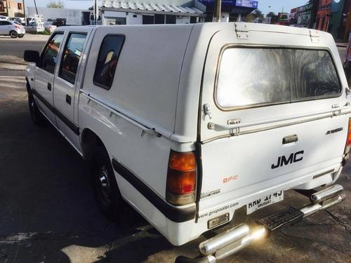 jmc jx .doble cabina diesel 2.8 c.c. 4 x 2- 120.000 kmts.