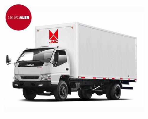 jmc n900 0km - furgón refrigerado 2014 - grupo aler