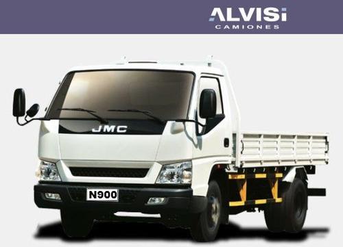 jmc n900 con caja 4.5 toneladas de carga + iva