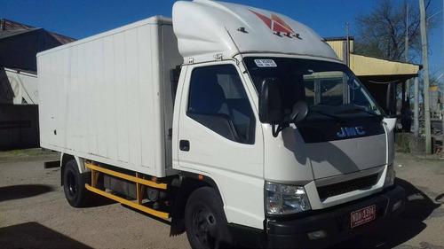 jmc n900 con furgón