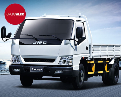 jmc n900 full chasis euro 3 - o km - grupoaler