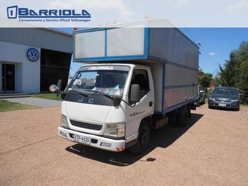 jmc otros modelos furgon 2012 excelente estado - barriola