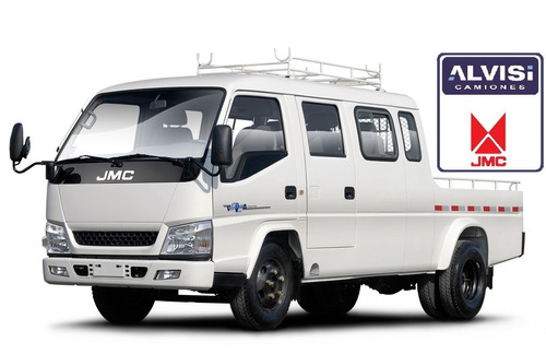 jmc workshop cabina triple precio + iva