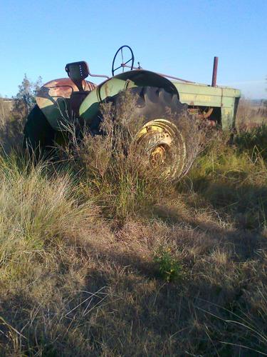john deer tractores