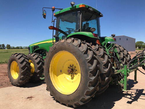 john deere tractores