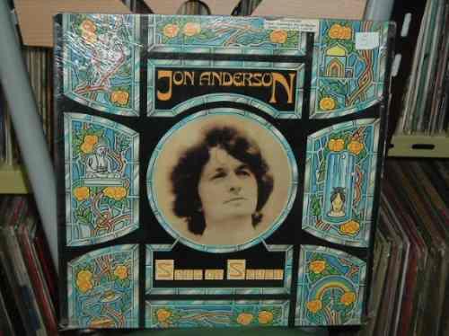 jon anderson song of seven vinilo americano