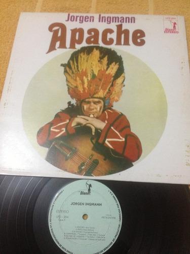 jorgen ingmann apache