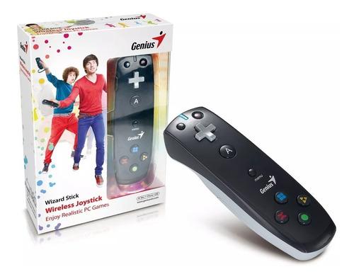 jostick genius de movimiento inalambrico compatible con tv!!
