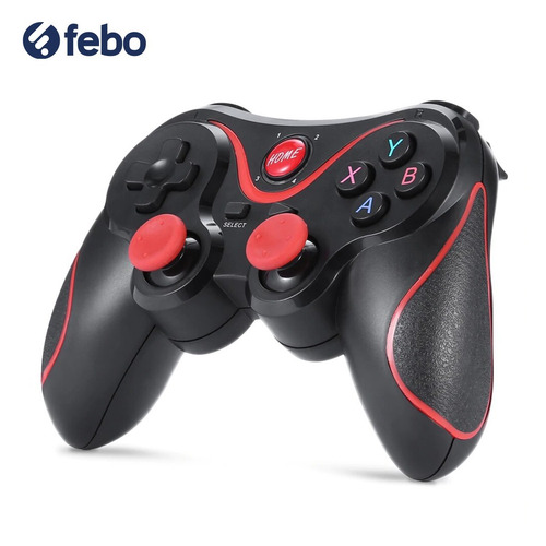 joystick control bluetooth para celular tablet smart x3 febo