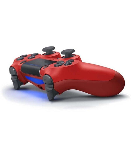 joystick control inalambrico ps4 original rojo tsuy