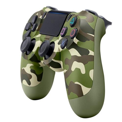 joystick control ps4 camuflado verde original gen 2 tsuy