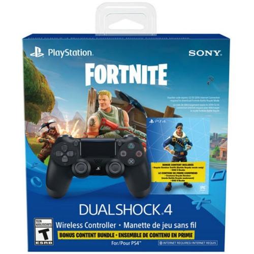 joystick fortnite control inalambrico ps4 sony gamer tranza