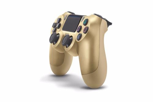 joystick ps4 bluetooth dualshock gold garantía oficial