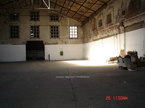 j.s. local industrial en capurro