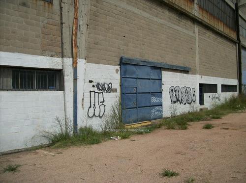 j.s  local industrial en malvin norte