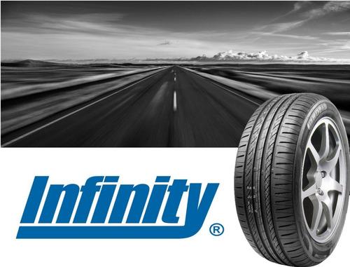 juego 4 cubiertas neumáticos infinity 195/55 r15 ecosis