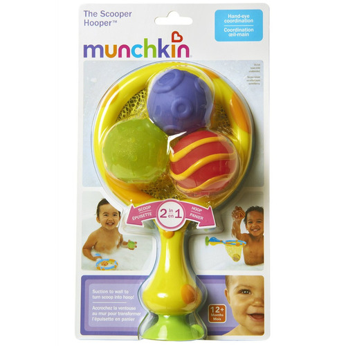 juego aro para baño munchkin