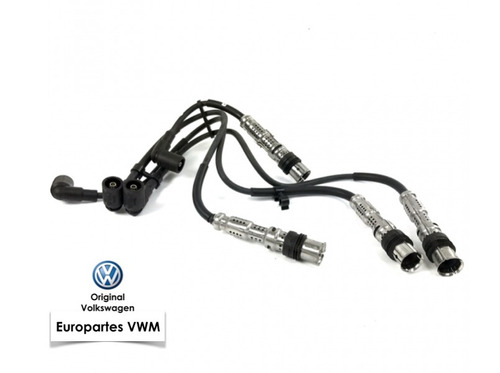 juego cables originales vw golf jetta a4 clasico beetle 2.0