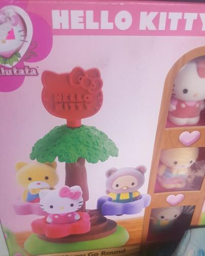 juego de coleccion de hello kitty