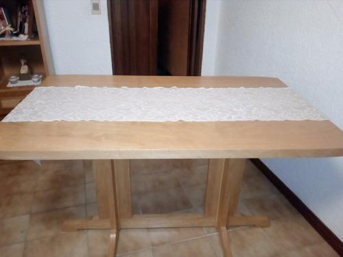 juego de comedor en guatambu